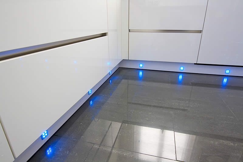 Kitchen Plinth LED Strip Lighting Kit 6m | YourWelcome