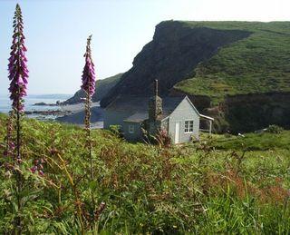 The Beach Hut, Widemouth Bay, North Cornwall