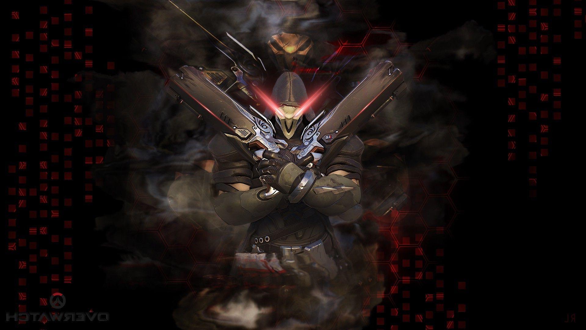 General 1920x1080 Blizzard Entertainment Overwatch Reaper