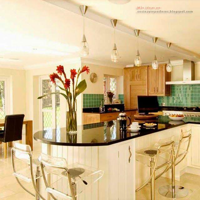 Perfecto Viejas Ideas Remodelación De La Cocina Casa Foto - Ideas de ...