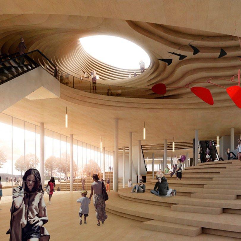 Helsinki Central Library, We arechitecture + jaja architects – BETA
