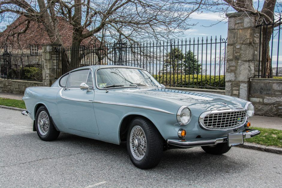 1965 Volvo P1800 S | Volvo | Pinterest | Volvo, Cars and Classic ...