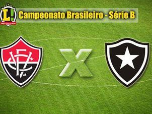 BotafogoDePrimeira: Duelo de gigantes: Botafogo e Vitória brigam pela ...