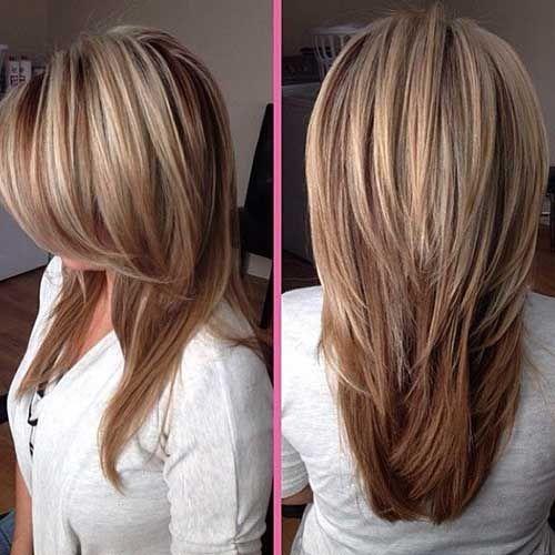 Nice 14 High Fashion Haircuts For Long Straight Hair