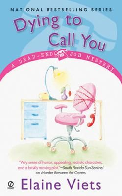 Dying To Call You By Elaine Viets Click To Start Reading Ebook