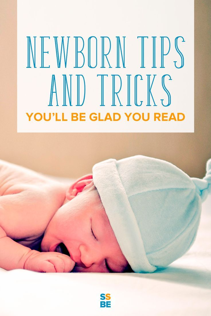 Newborn tips and tricks new moms need to know pinterest head