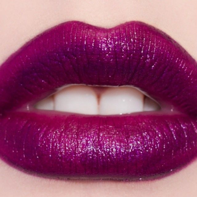 Poisonberry: the perfect berry kissed lip for fall!