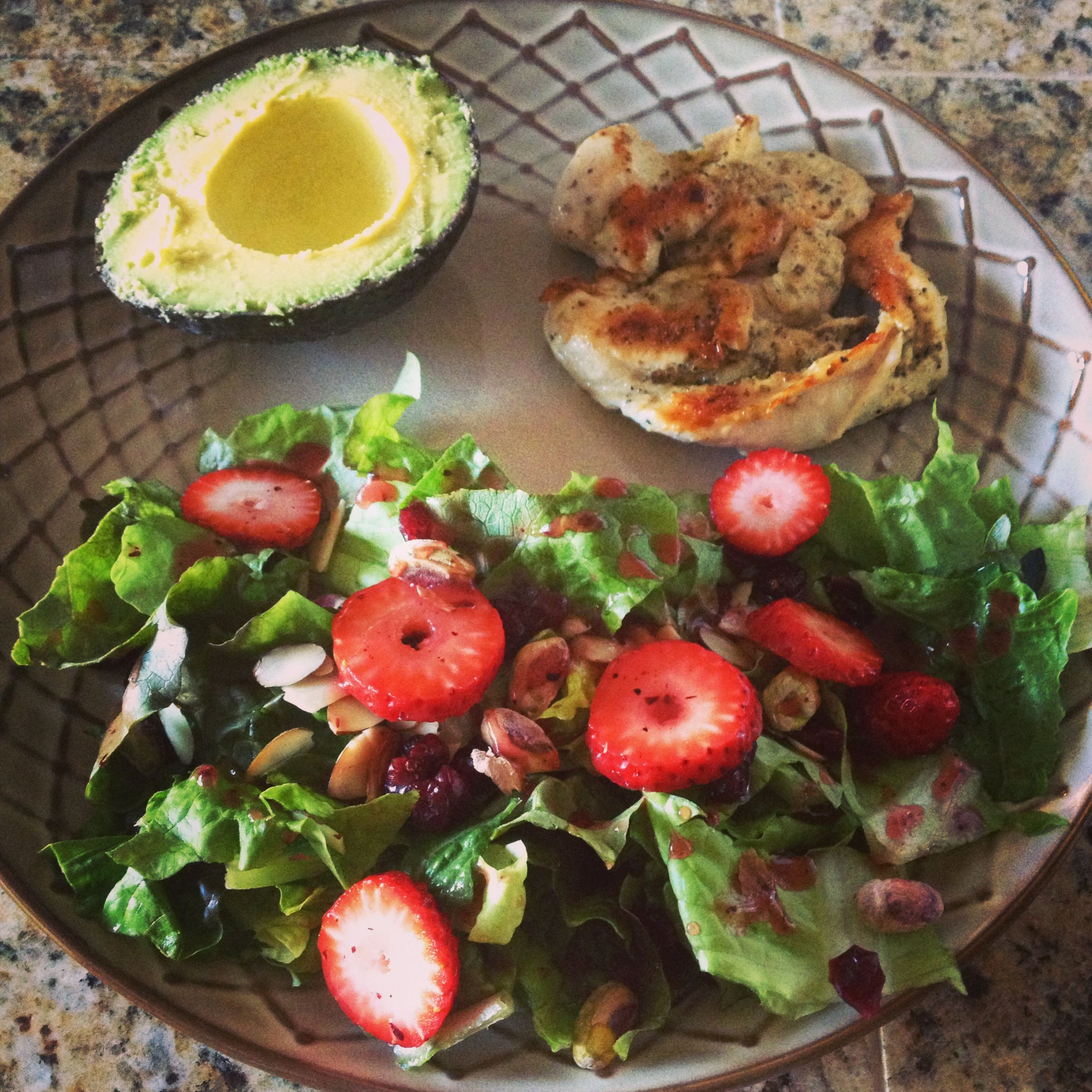 Raspberry And Walnut Kitchen: Grilled Chicken With Cavenders All Purpose Greek Seasoning