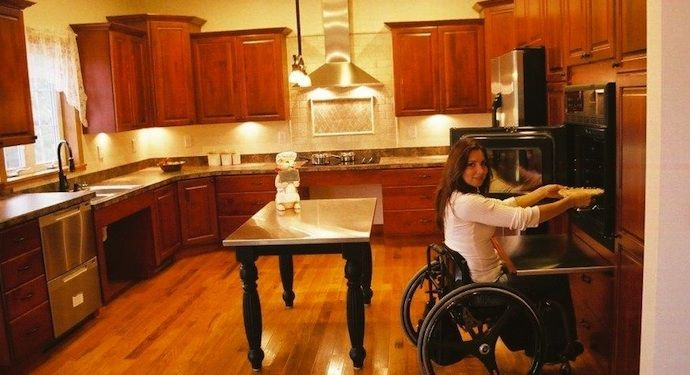 Charmant Handicap Kitchen Design