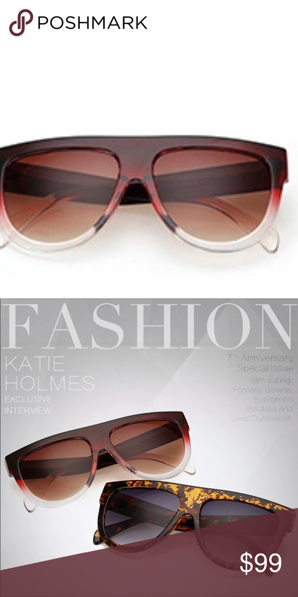 ccbc0c173d789a High Quality Lunette De Soleil Oculos Sun Glasses For Women Sunglases .  Worn by Kim Kardashian, Jennifer Aniston, and Katie Holmes.