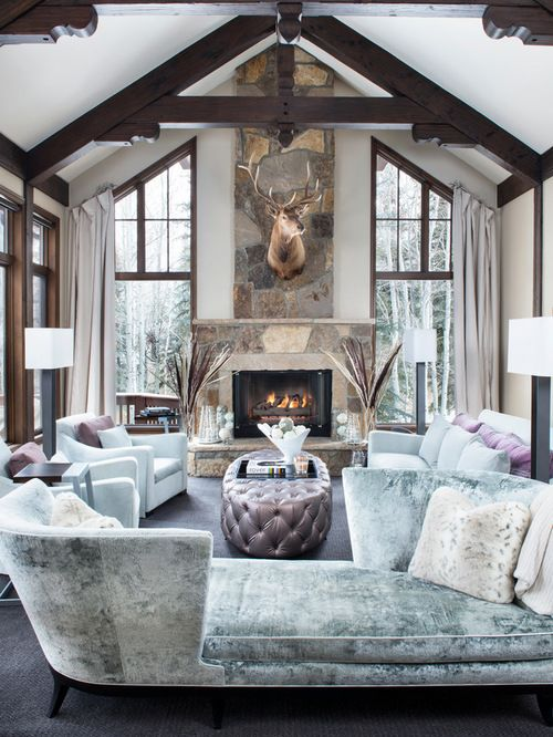 fancy rustic glam living room rustic glam ideas pictures. Black Bedroom Furniture Sets. Home Design Ideas