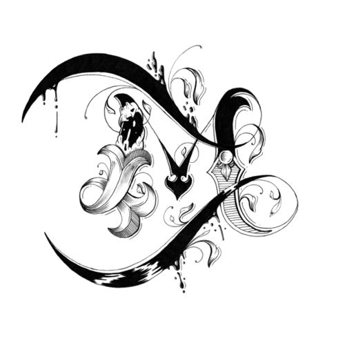 Raul Alejandro Typography Two T Y P E Pinterest Typography