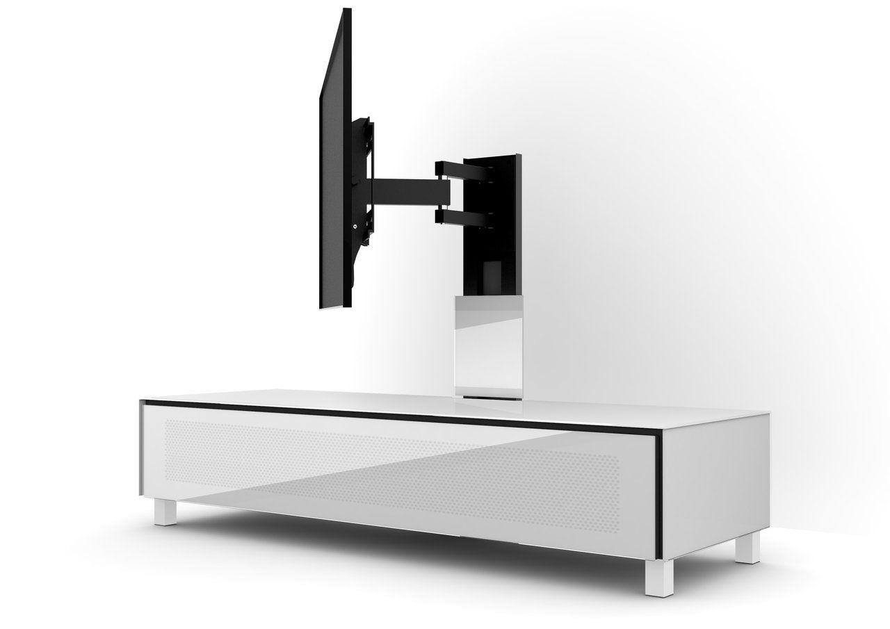 Lowboard Glasfront In 2020 Tv Mobel Lowboard Tv Mobel Fahrbar Tv Mobel