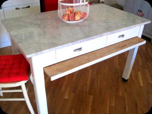 tavolo piano di marmo <3 | Kitchen | Pinterest | House