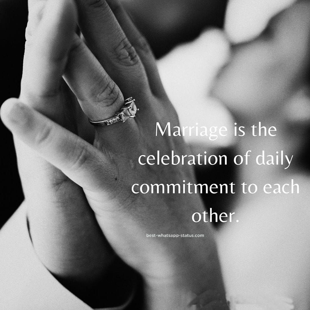 Wedding Whatsapp Status Awesome Newly Married Couple Quotes Newlywed Quotes Newly Married Couple Wedding Quotes