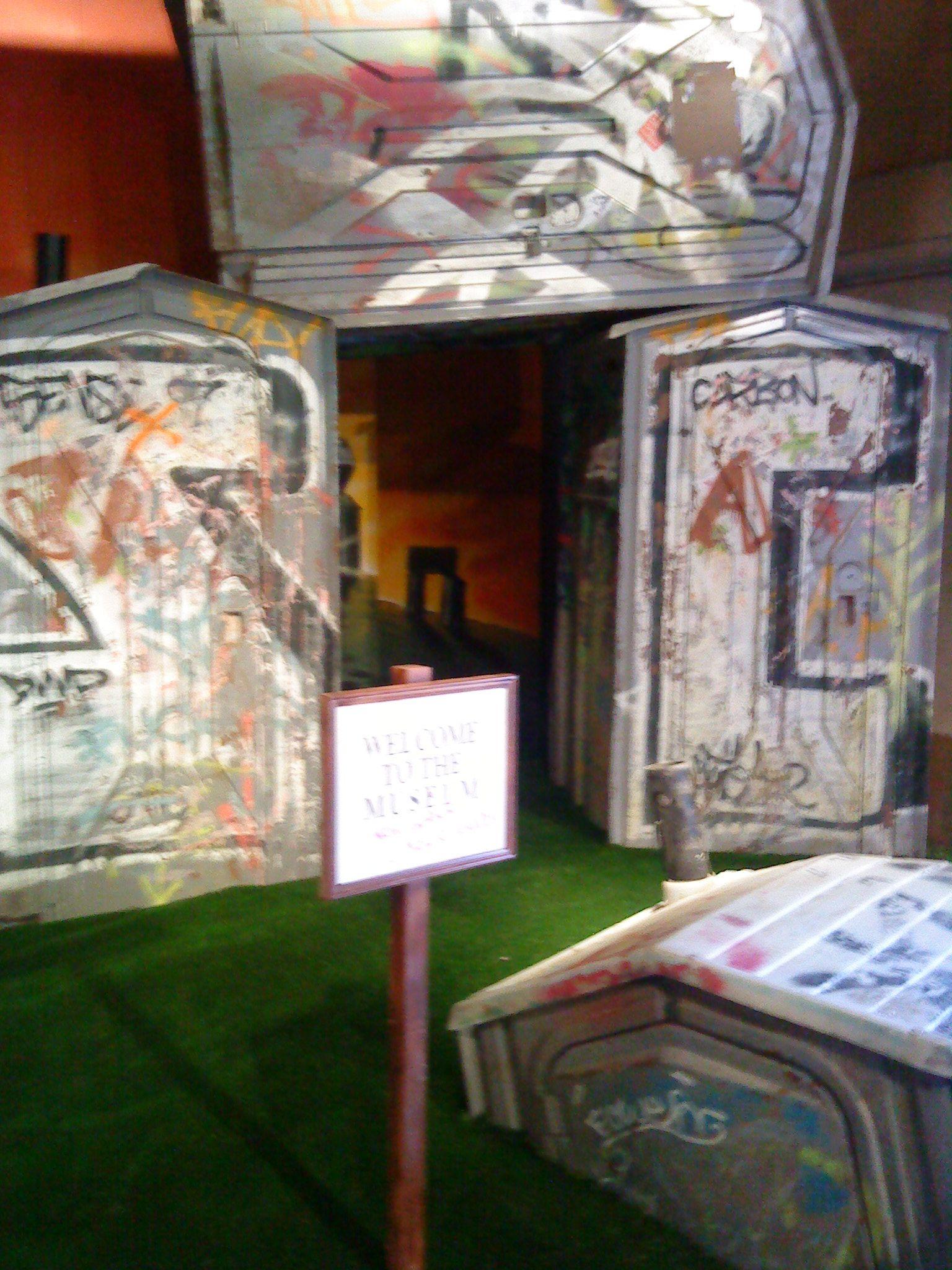 Banksy, Bristol exhibition
