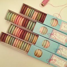 Packaging For Macarons Macarons packaging google search pattisierie pinterest macarons packaging google search sisterspd