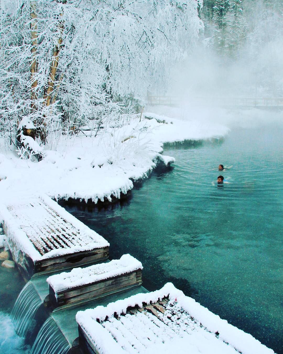 Liard River Hot Springs Provincial Park In Northern Bc -2309