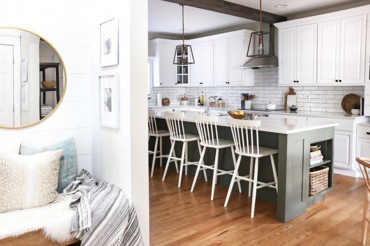 Best White Kitchen Reveal Hanstone Quartz In Montauk Chantilly 400 x 300