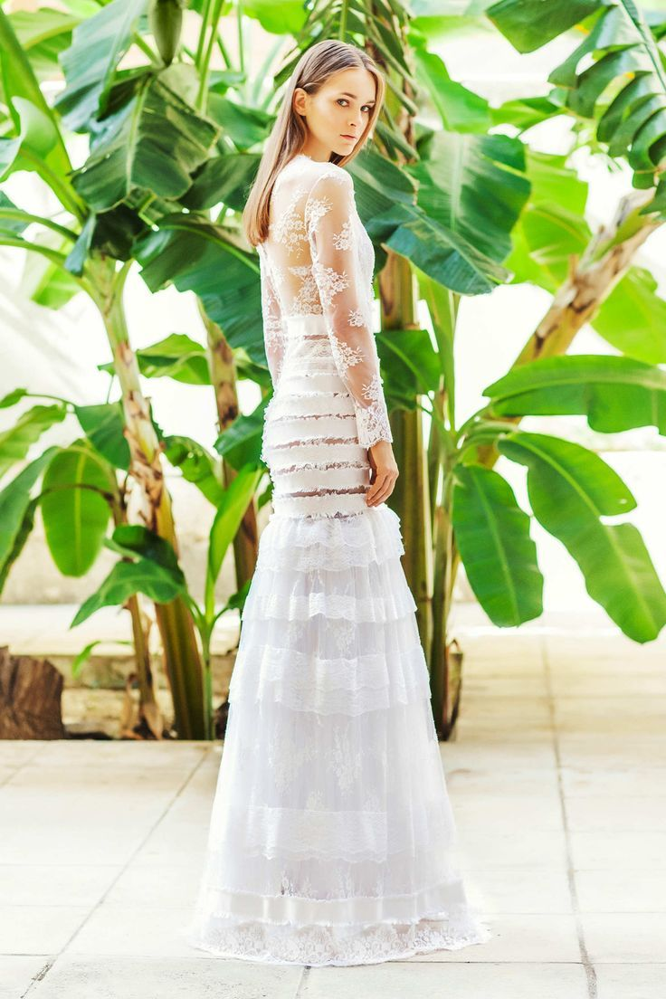 unique wedding dresses from three incredible designers unique