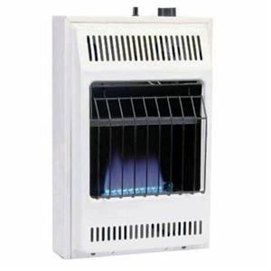 Williams 1086512 9 Blue Flame Vent Free Heater 10 000 Btu Built In