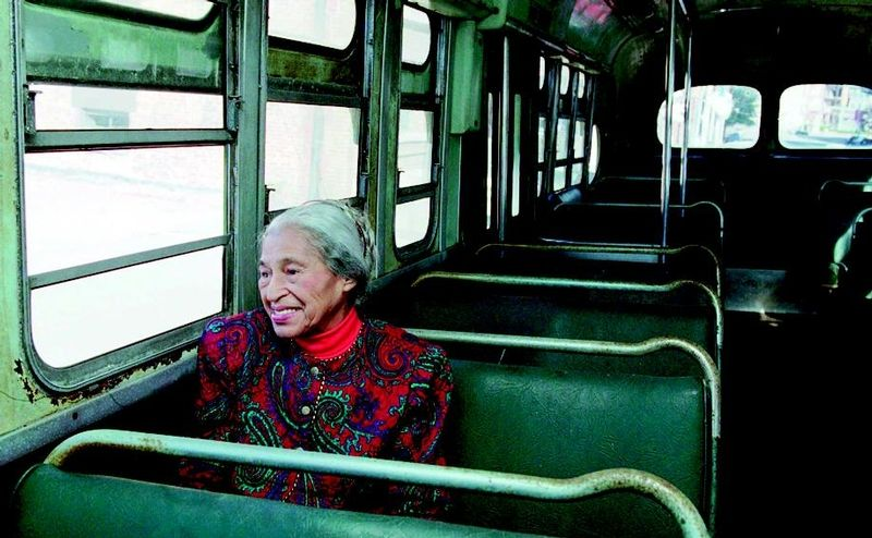 Rosa Parks With Images Rosa Parks Celebrate Black History