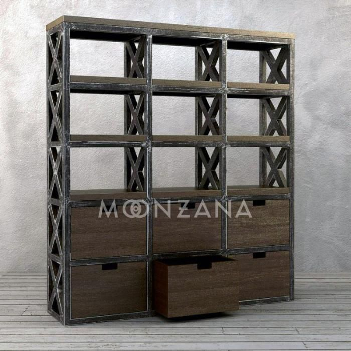 Pin de Said Valenzuela en vintage furniture Pinterest Industrial