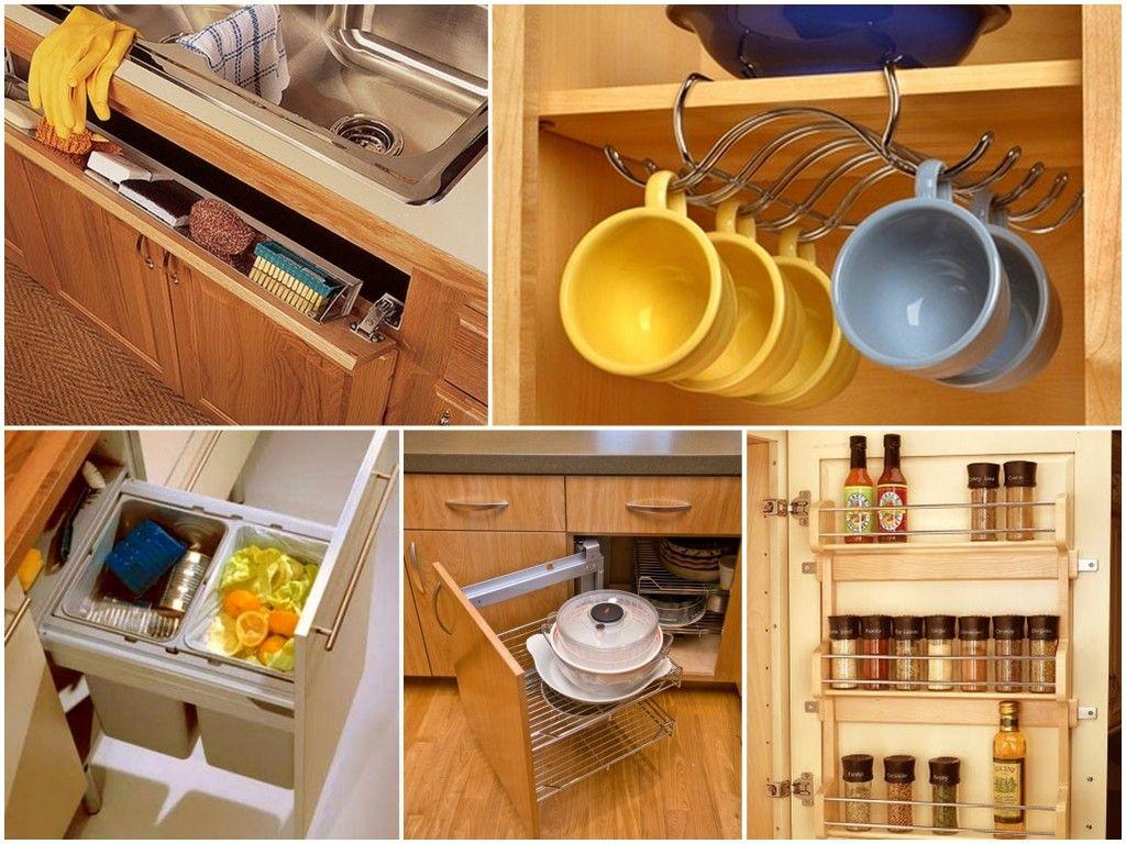 Ideas para organizar tu cocina hsh pinterest ideas for Como hacer mi cocina