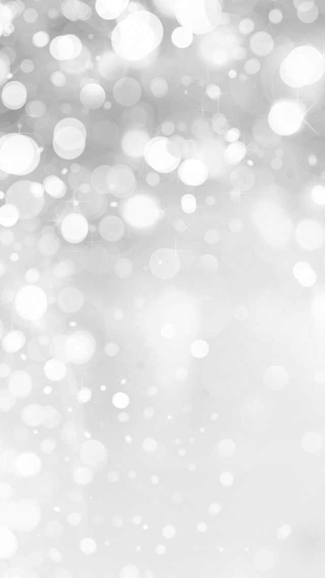 Iphone Wallpaper Holiday Shimmery Silver White Glitter Pattern Bokeh Wallpaper White Glitter Background Glitter Background