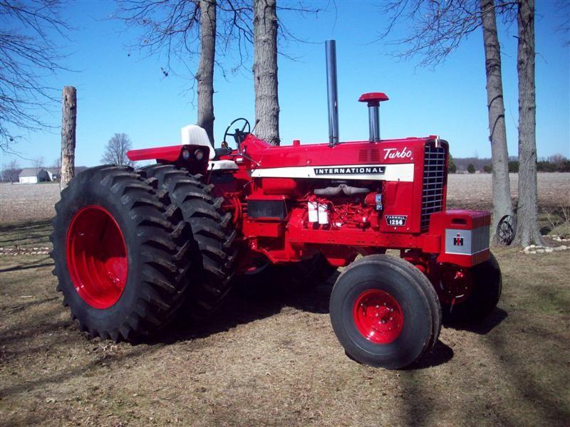 International Harvester 1086 Tractor | International ...