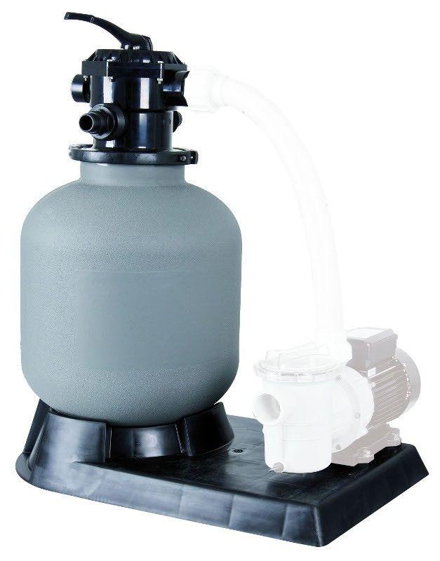 Filtre A Sable Ubbink Poolfilter 400 17m3 H Filtration Piscine Jardines