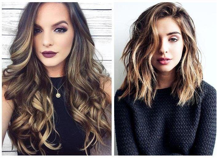 awesome mechas balayage la nueva tendencia para el cabello