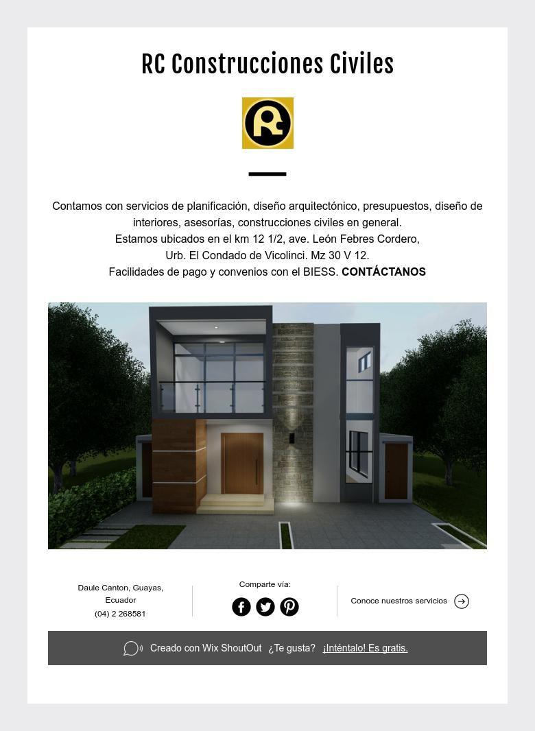RC Construcciones Civiles