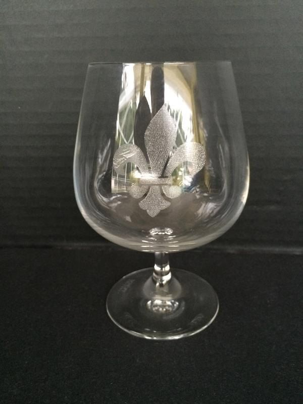 Vintage Brandy Stem/Snifter, Barware Glass, High End German Schott Zwiesel  Crystal Maker