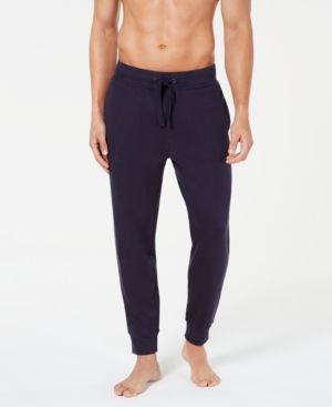 a3b37d9558 Ugg Men s Jakob Fleece Pajama Pants - Blue 2XL