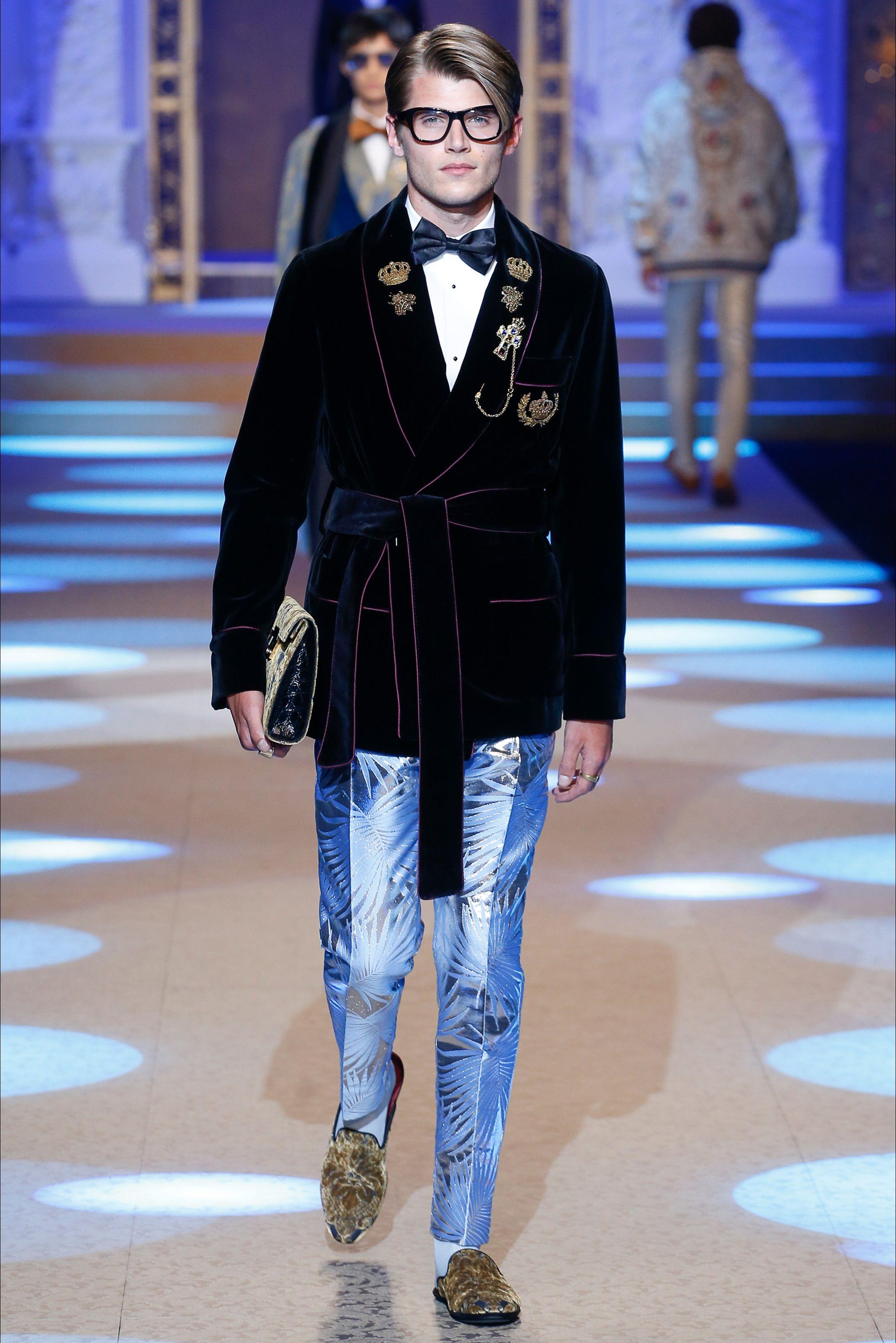 Vestaglia - Dolce e Gabbana AI 18  be7809234ef