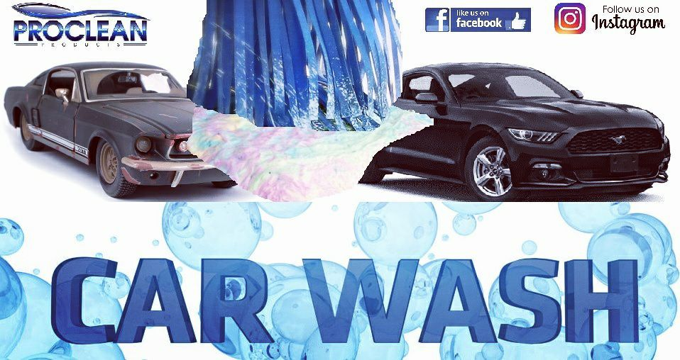 Pro Clean Car Wash >> Proclean Products Car Wash Cleaning And Detailing Chemicals