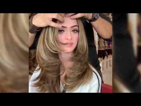 Kashee S Permanent Hair Extension 2020 Pakistani Fashion Creation Youtube Kashees Hairstyle Face Framing Hair Long Face Hairstyles