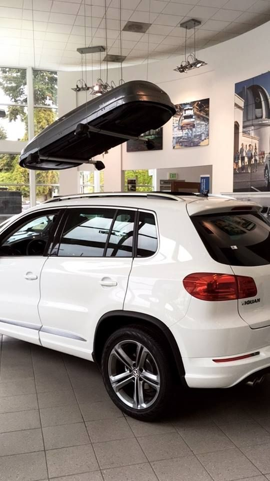 Is your Tiguan ready for Winter? | University VW | Seattle, WA ...