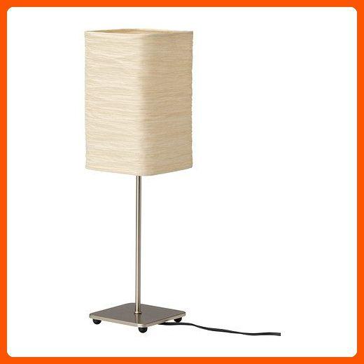 MAGNARP Table lamp, natural: IKEA of