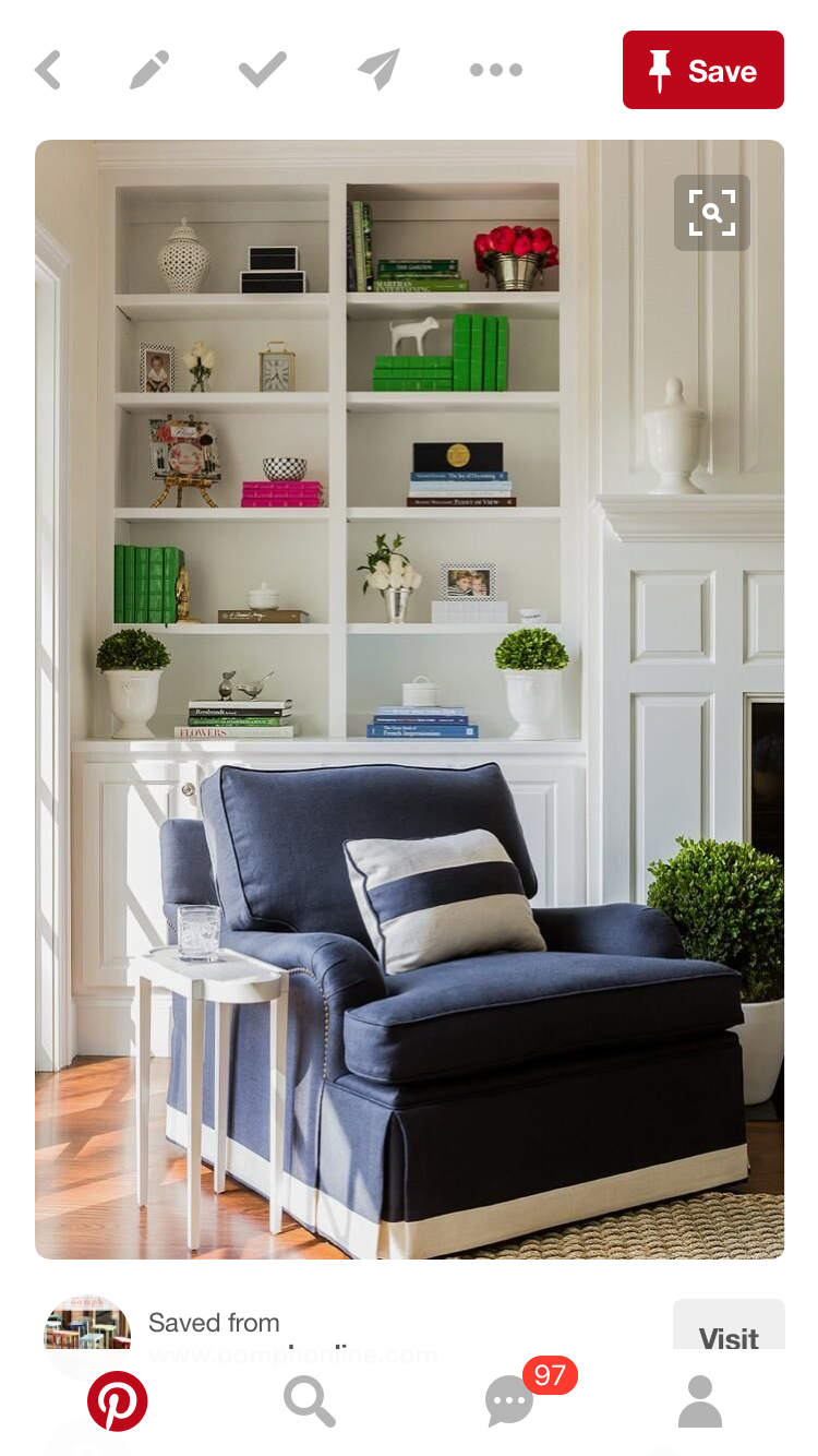 Residential Interior Project Has Modern Yet Vintage Take: Pin By Brooke Maroth On Front Room