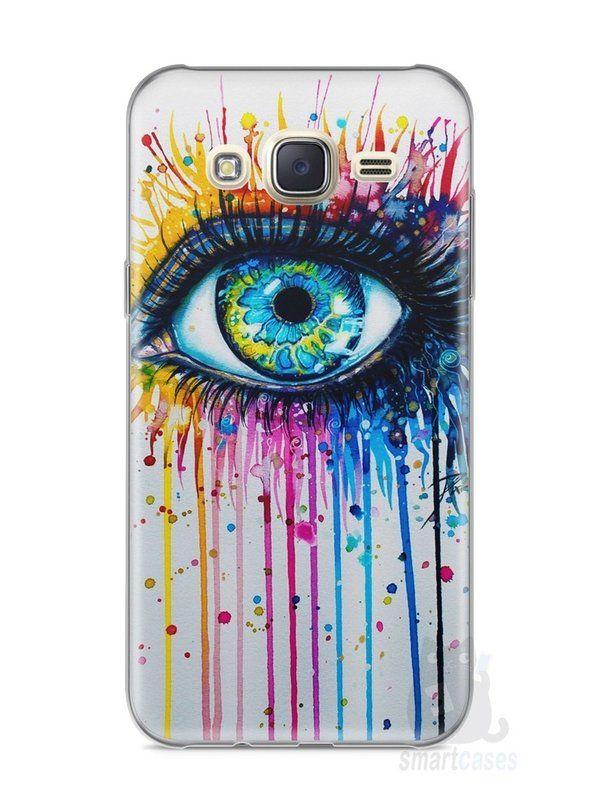 d035d66854 Capa Capinha Samsung J7 Olho Pintura - SmartCases - Acessórios para  celulares e tablets :) | case | Capas samsung, Capas para telefone, Capas  iphone 6