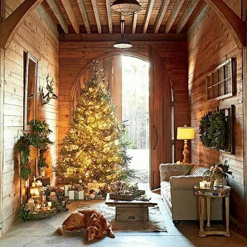 Cozy Christmas Eve Christmas Pinterest Cozy christmas, Rustic - southern living christmas decorations