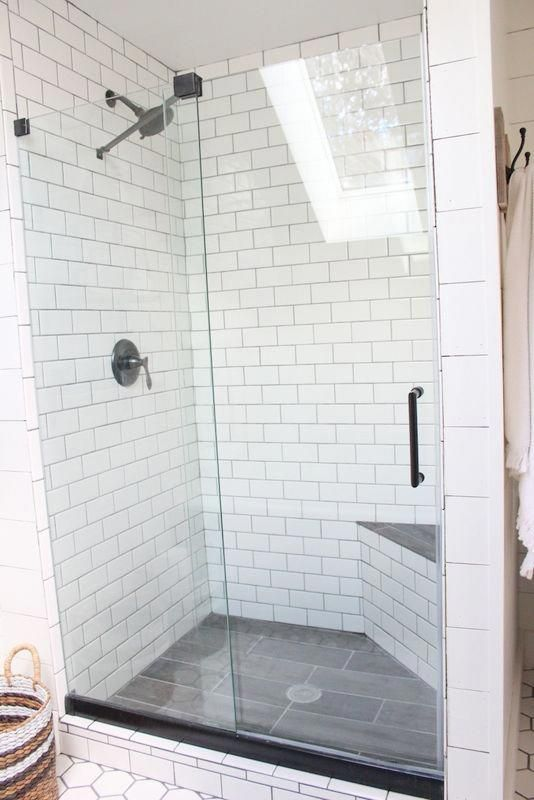 Subway Tile Shower Kitchenflooring Bathroom Shower Tile Shower
