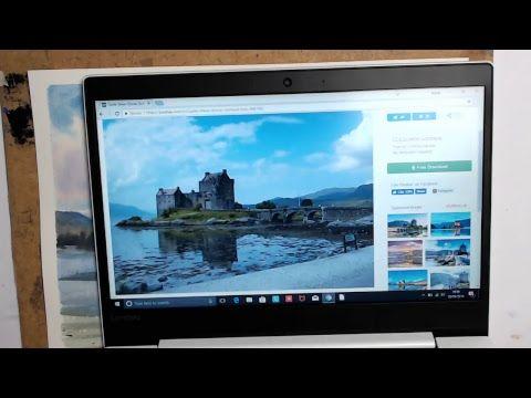 skys and castles watercolour eilean donan castle pure watercolour patrick ley greaves