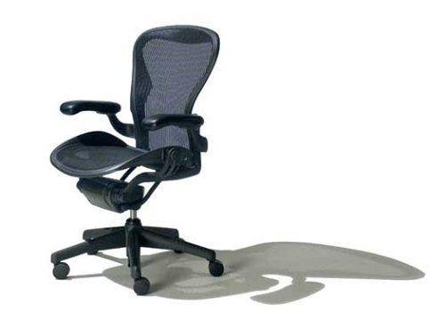 Awe Inspiring Aeron Desk Chair Basic Color Carbon Medium Best Forskolin Free Trial Chair Design Images Forskolin Free Trialorg