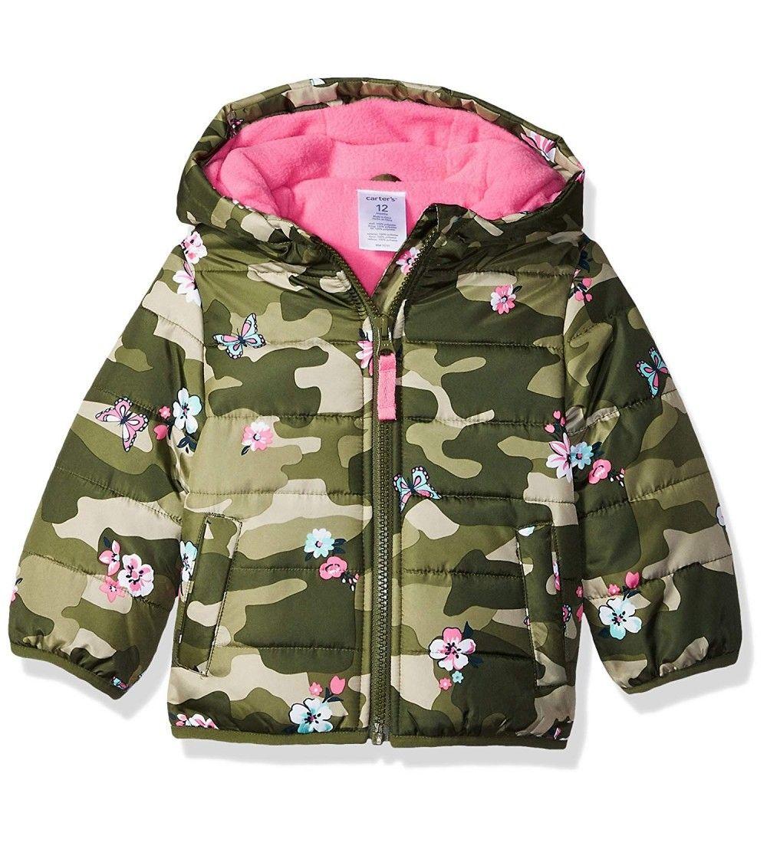 Girls Fleece Lined Puffer Jacket Coat Camo C9180z4myx9 Size 4 Girls Fleece Girls Puffer Jacket Puffer Jackets [ 1112 x 1000 Pixel ]
