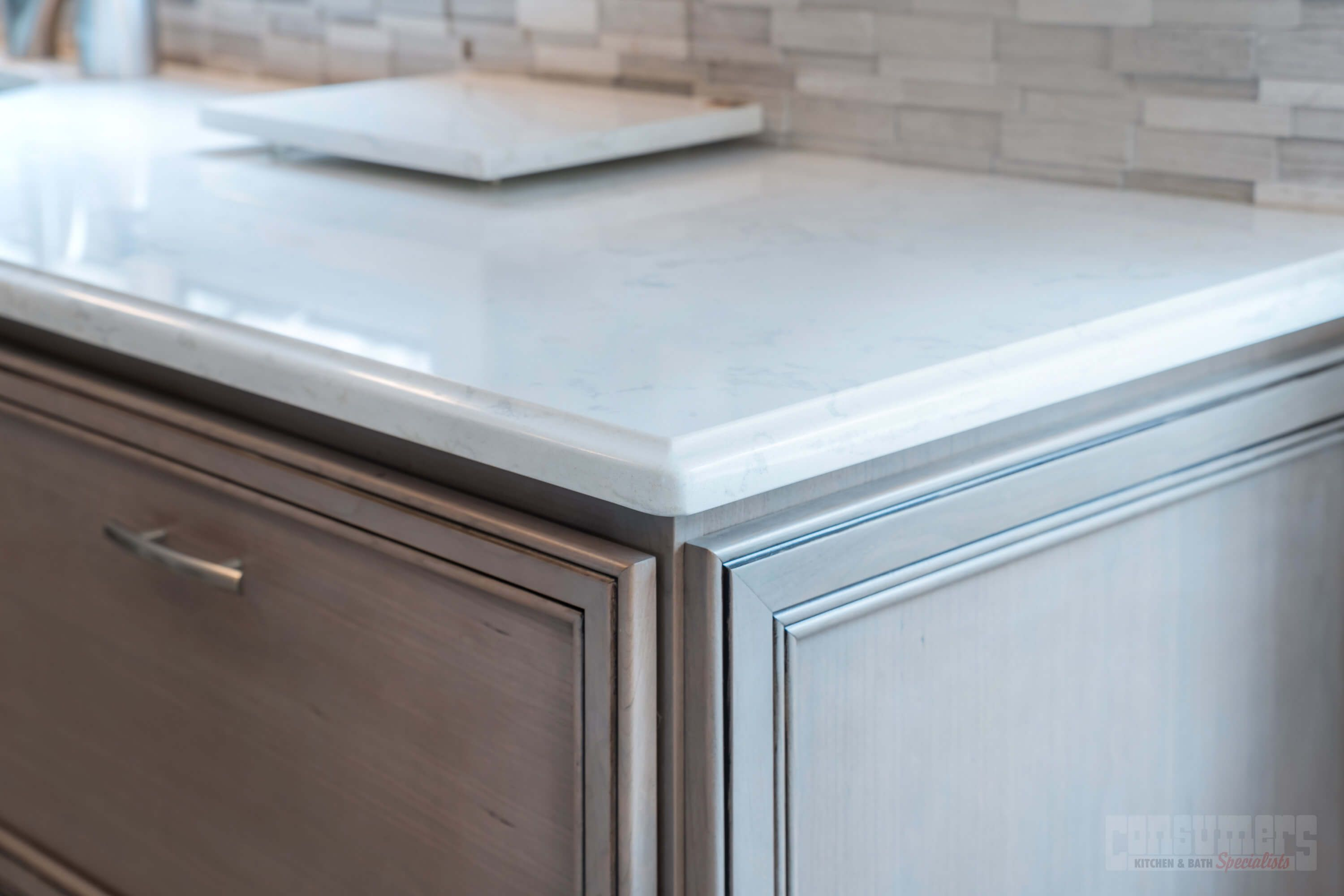 Pin by Consumers Kitchens & Baths on Holbrook Sophisticated ...