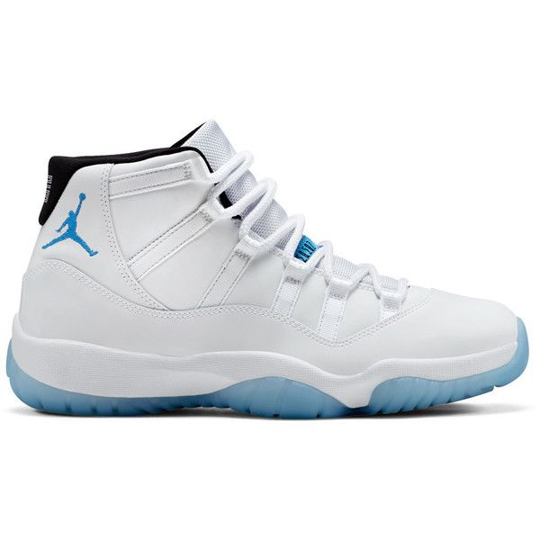0390c43224d1 ... coupon for air jordan 11 retro legend blue liked on polyvore featuring  sneakers efad4 2659e