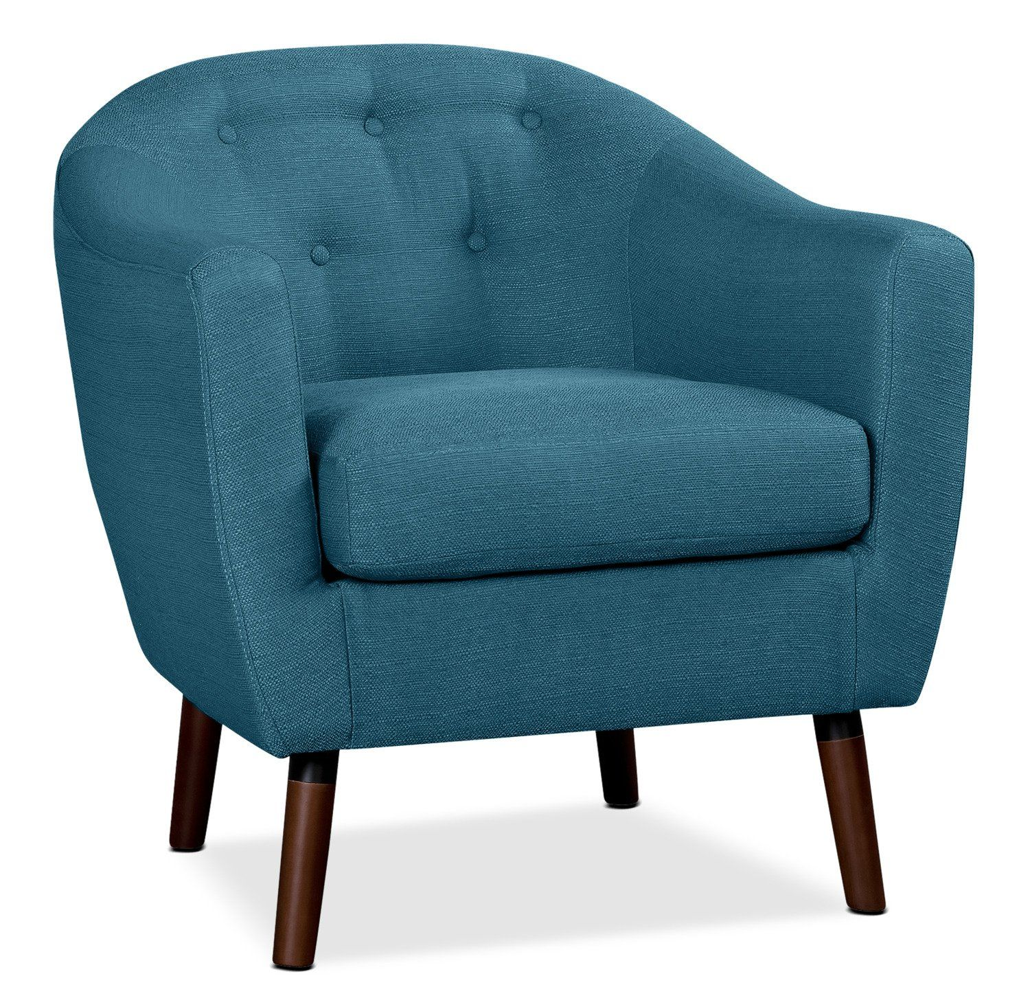 Best Zia Accent Chair Blue Blue Accent Chairs Accent 400 x 300